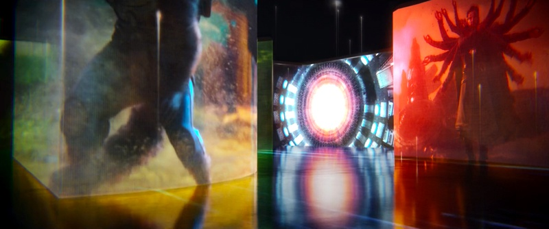 Marvel Studios Opening Fanfare for WandaVision
