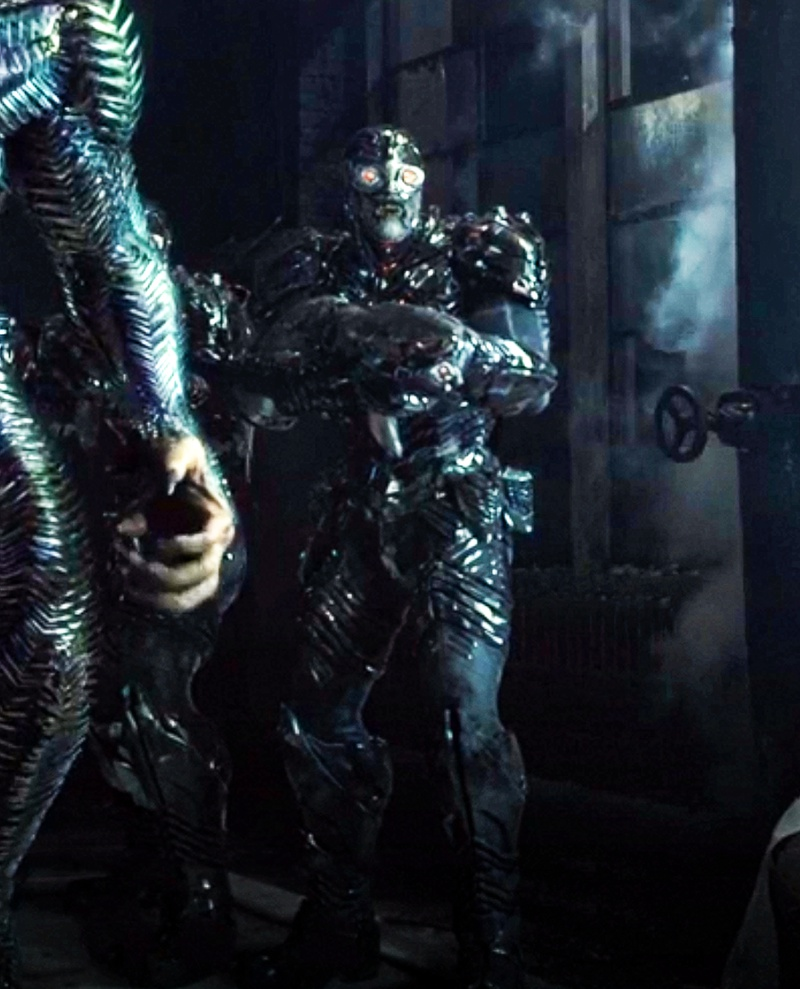 Parademons Justice League