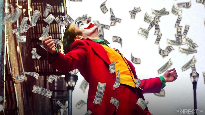 Joker and money