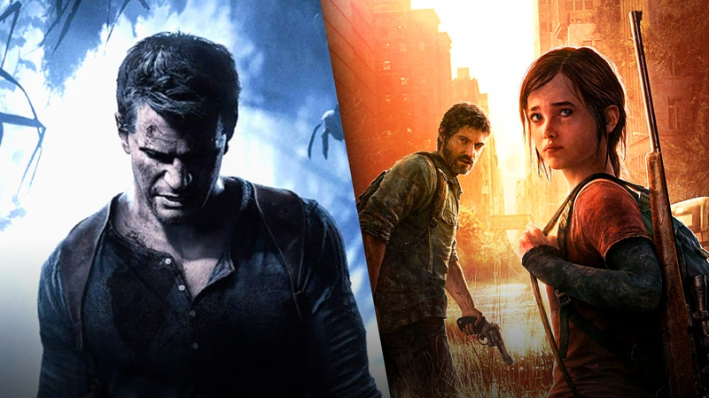 Uncharted 4, Last of Us