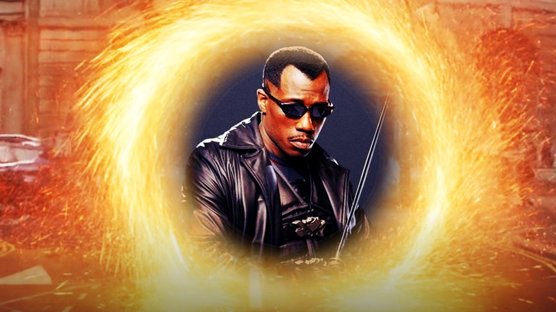 Wesley Snipes in Portal