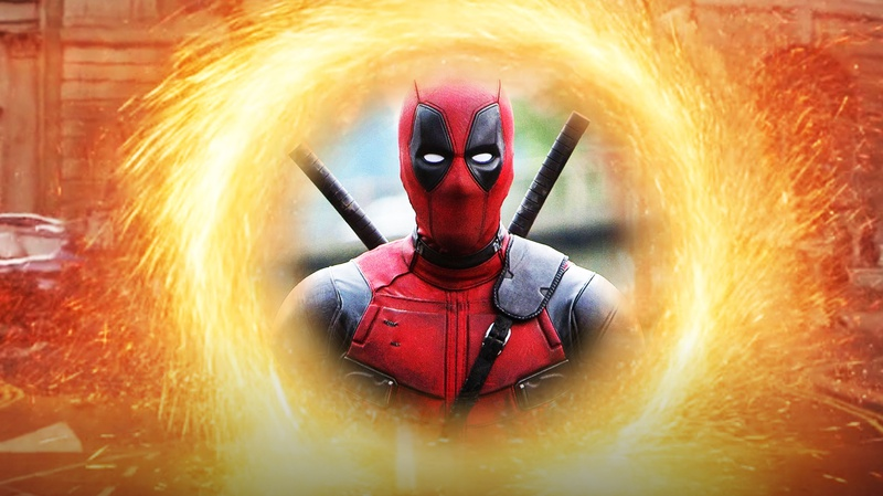 Ryan Reynolds' Deadpool in Portal