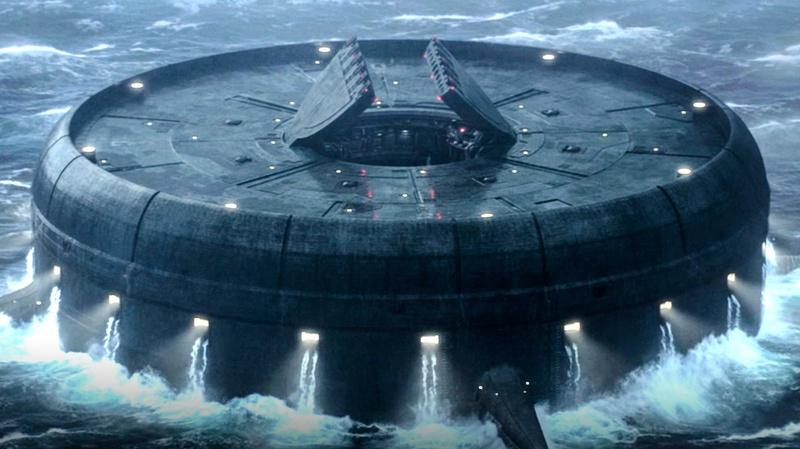 Captain America: Civil War The Raft