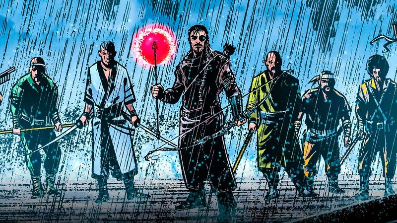 Dragon Raiders Marvel Comics