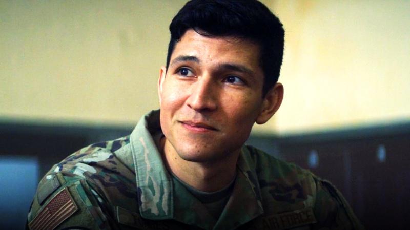 Danny Ramirez Torres Falcon and Winter Soldier