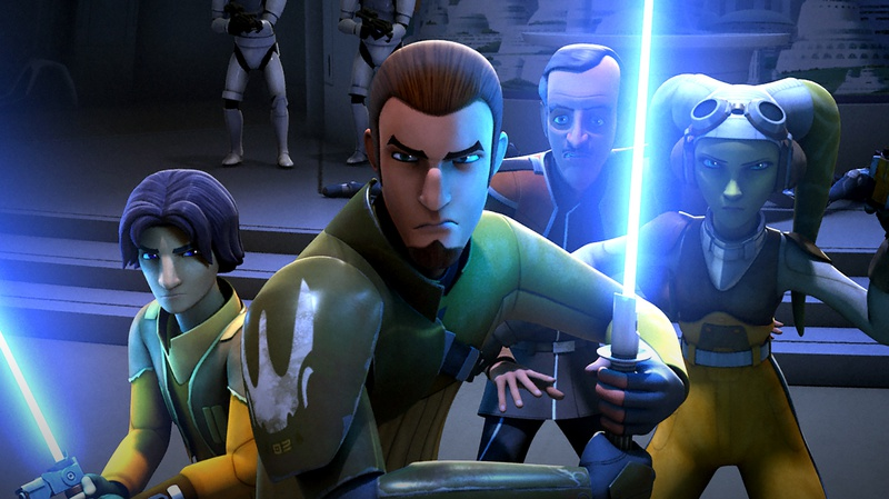 Star Wars Rebels, KananJarrus