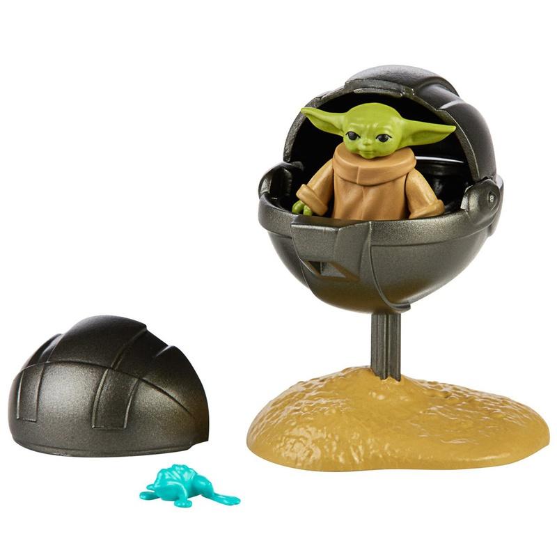Retro Baby Yoda