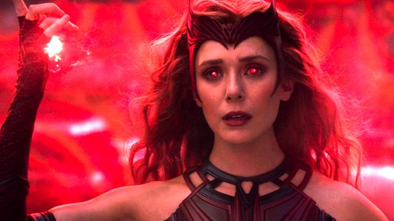 WandaVision Scarlet Witch New Costume