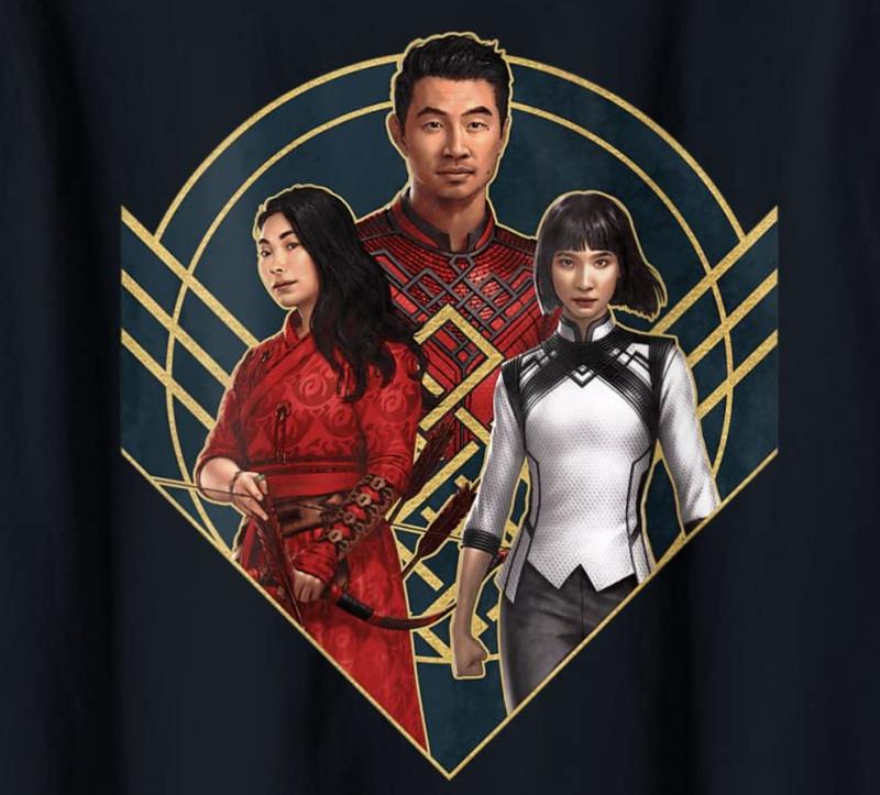 Shang-Chi, Katy, Xialing
