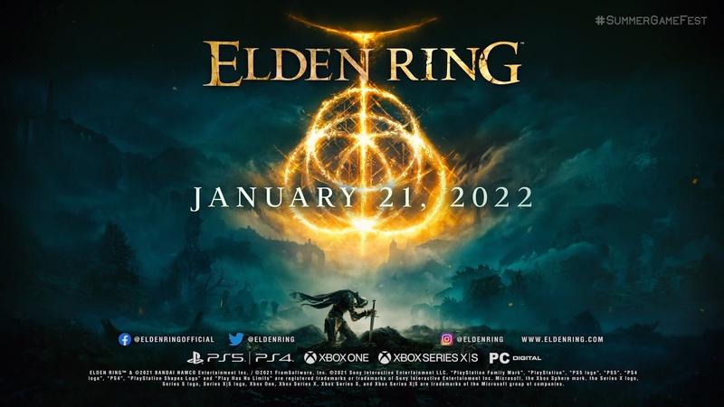 Elden Ring Date Reveal