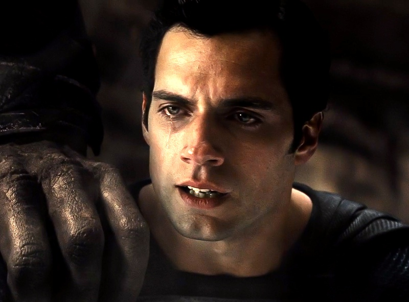 Zack Snyder's Justice League Knightmare Scene Superman