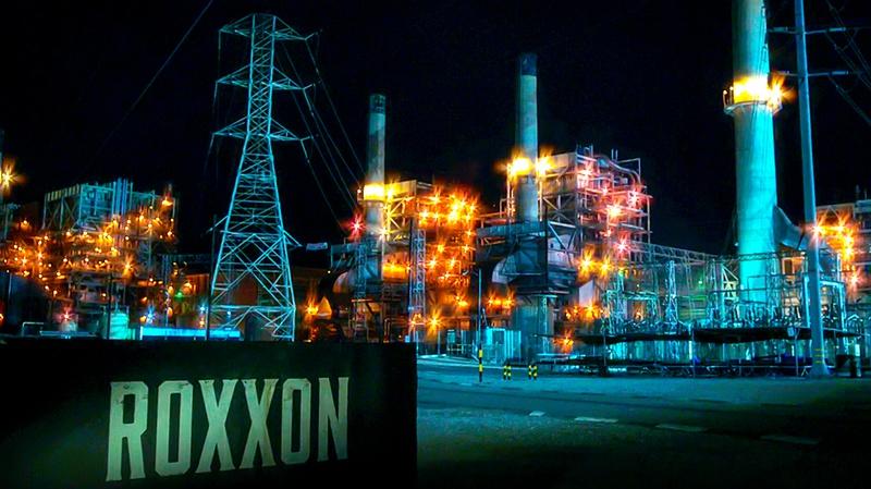 Iron Man 3 Roxxon