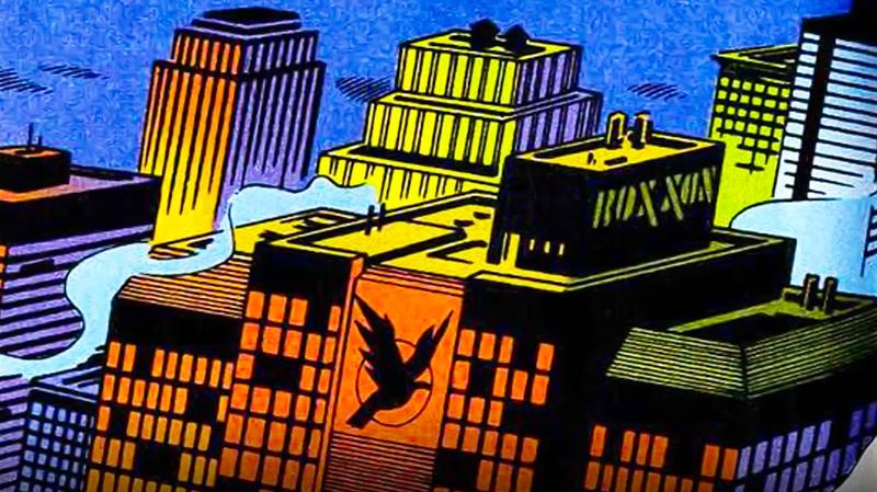 Roxxon comic