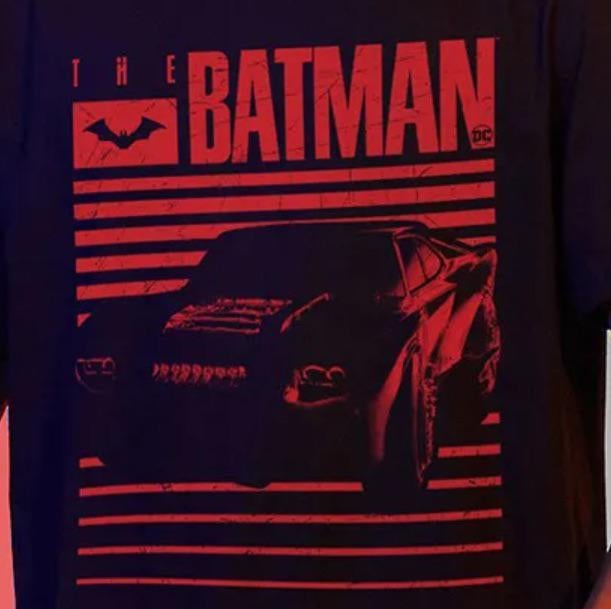 Batmobile The Batman merchandise