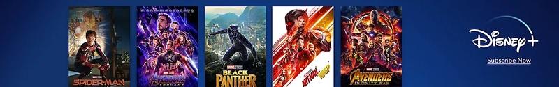 Disney+ Banner Ad