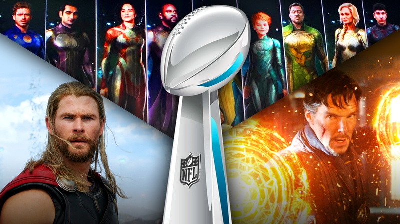 Super Bowl Thor Doctor Strange