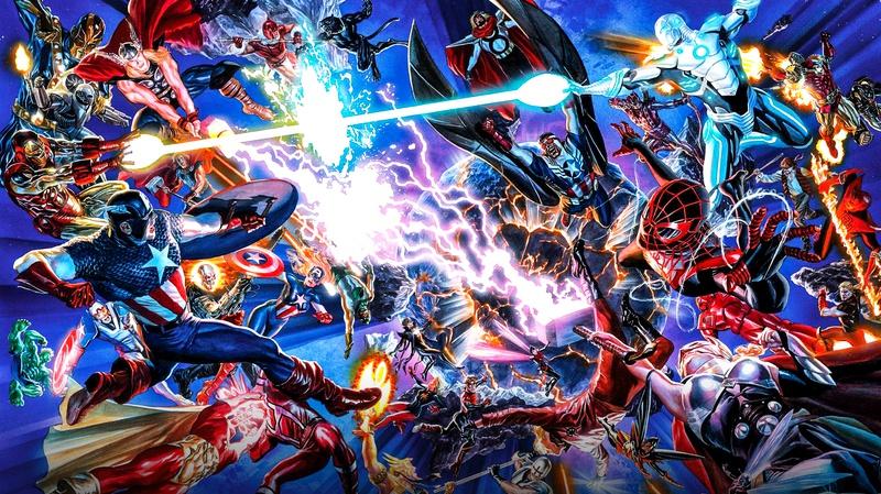 Secret Wars Marvel