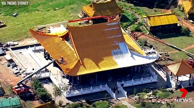 Big Palace set for Shang-Chi
