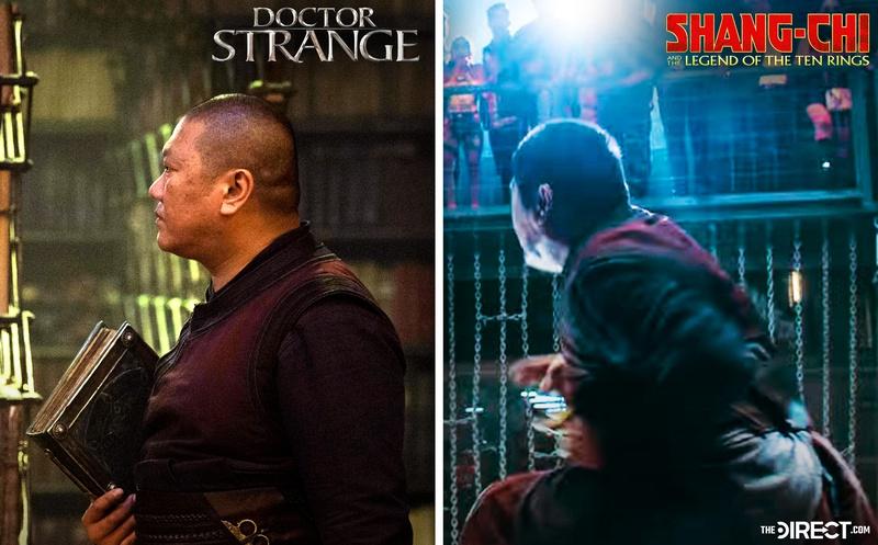 Shang Chi Wong