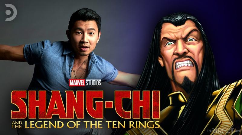 Shang-Chi and the Mandarian