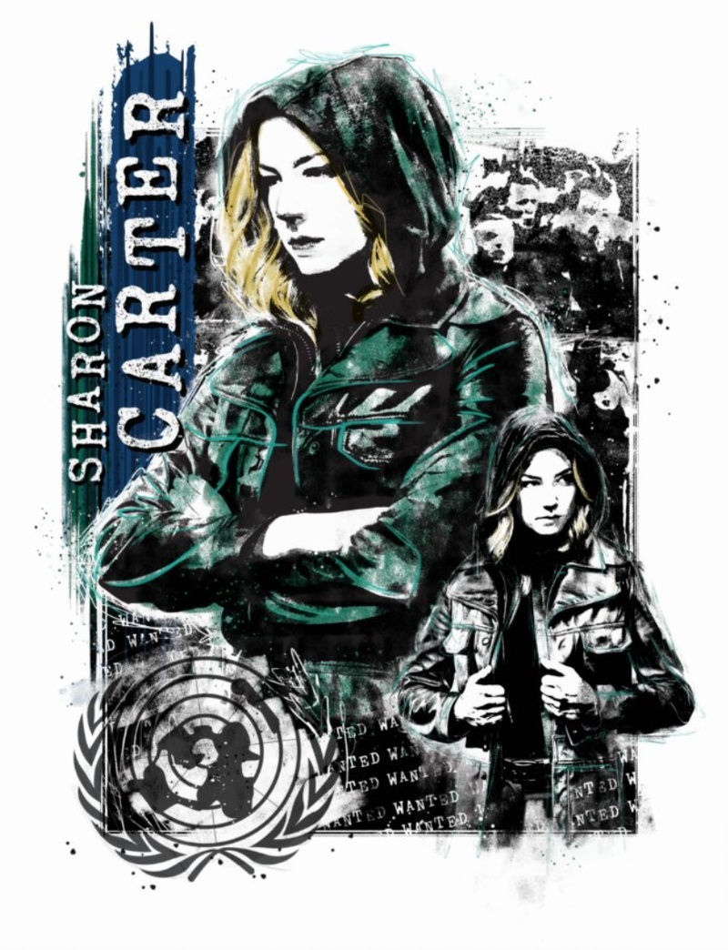 Sharon Carter Merchandise The Falcon and the Winter Soldier