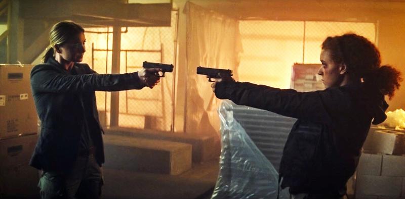 Sharon Karli Falcon and Winter Soldier