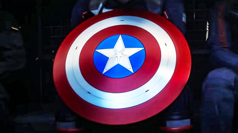 The Falcon and the Winter Soldier Captain America shield