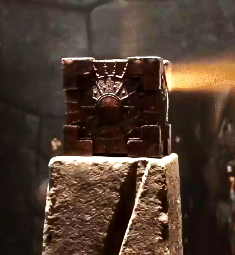 Motherbox Justice League