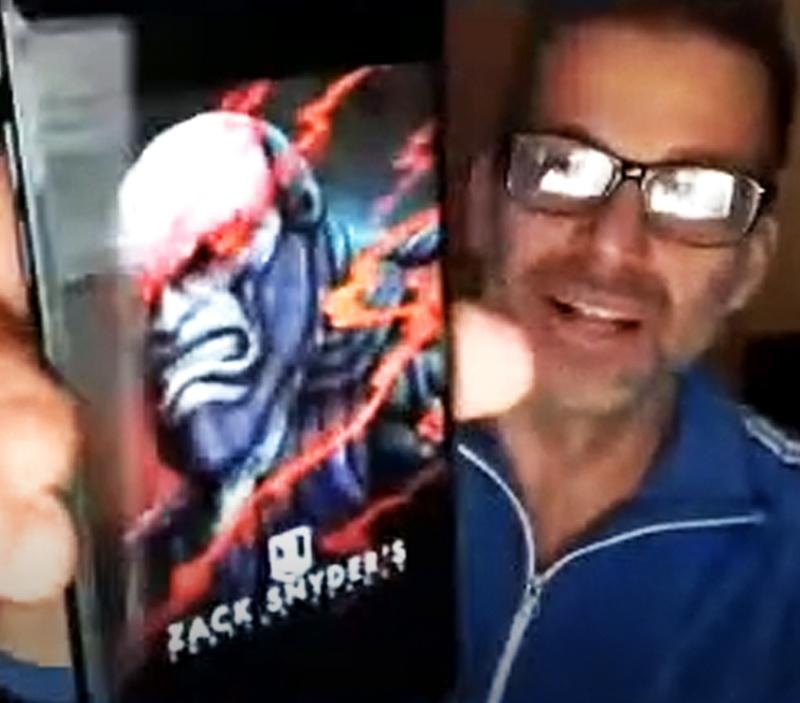 snyderdarkseid - Zack Snyder comparte diseños de Darkseid y el Detective Marciano