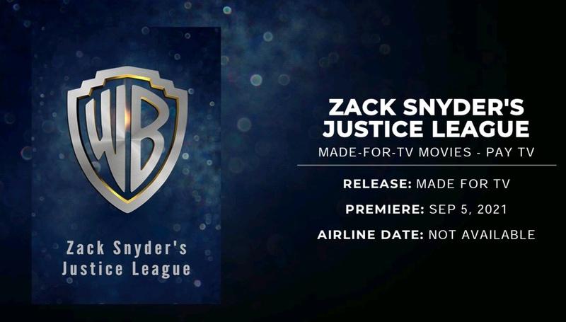 """snyderleague - Fecha de estreno de la """"Liga de la Justicia"""" de Zack Snyder posiblemente revelada"""