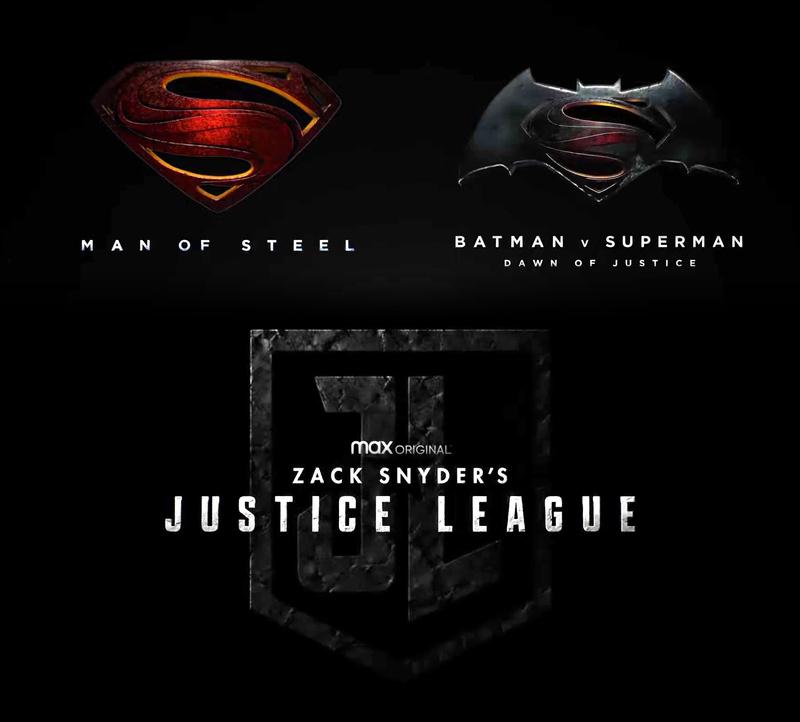 """snyderlogos - Tráiler de la trilogía de la """"Liga de la Justicia de Zack Snyder"""""""