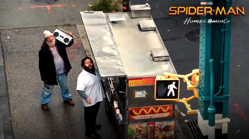 Zach Cherry in Spider-Man: Homecoming