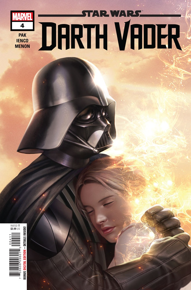 Marvel's Darth Vader # 4 Cover Art