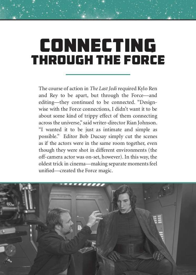 Star Wars Fascinating Facts Page