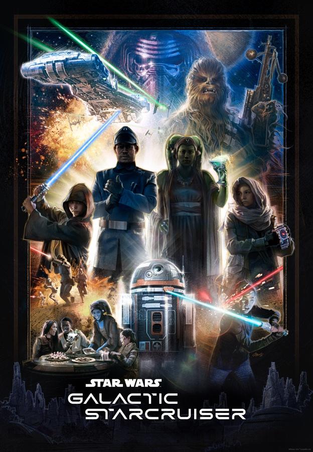 Disney's Star Wars Galactic Starcruiser