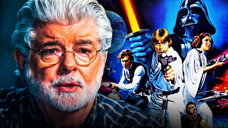 George Lucas, Star Wars, A New Hope