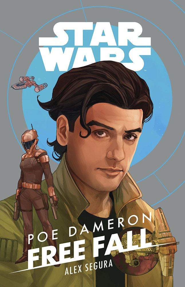 Poe Dameron Free Fall Cover Art