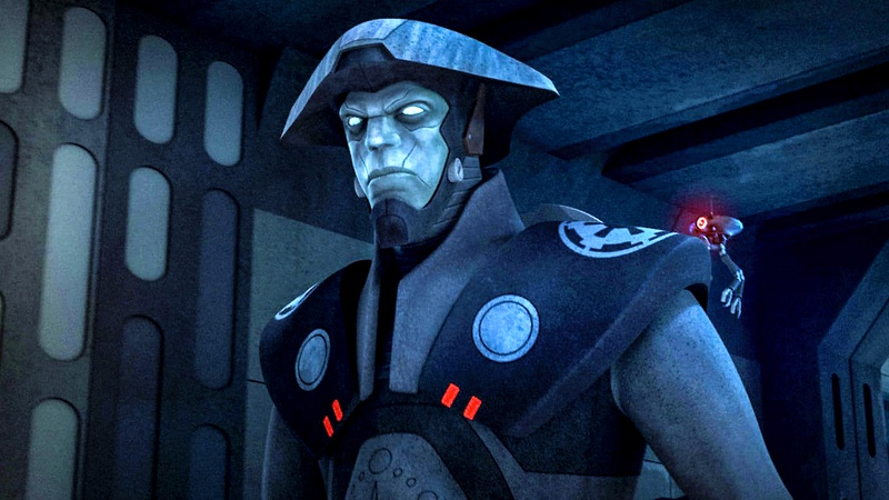 Star Wars Rebels Fifth Brother