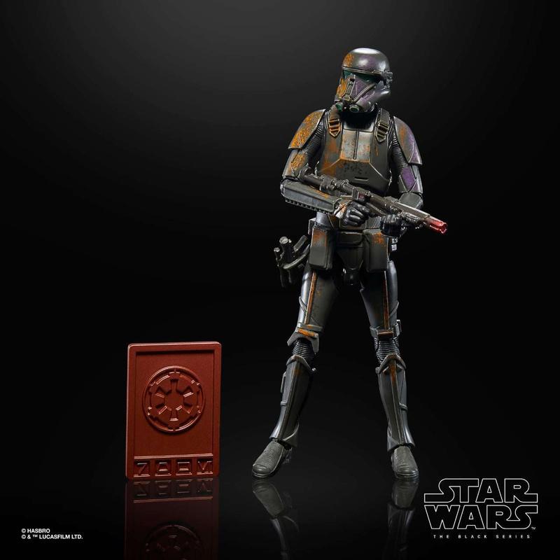 Imperial Death Trooper Black Series