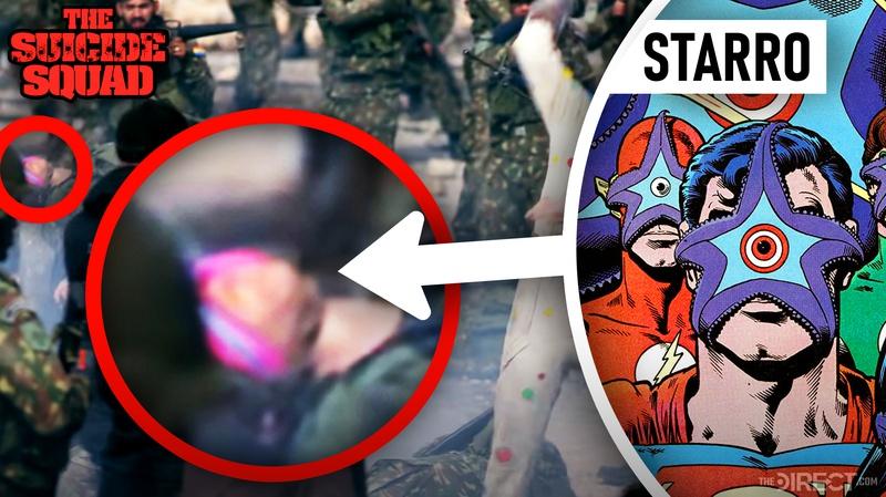 Starro in The Suicide Squad