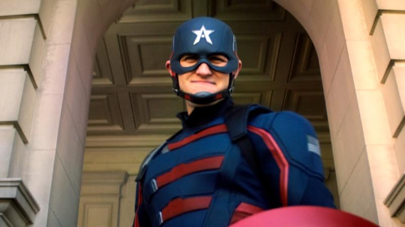 Falcon and Winter Soldier New Captain America