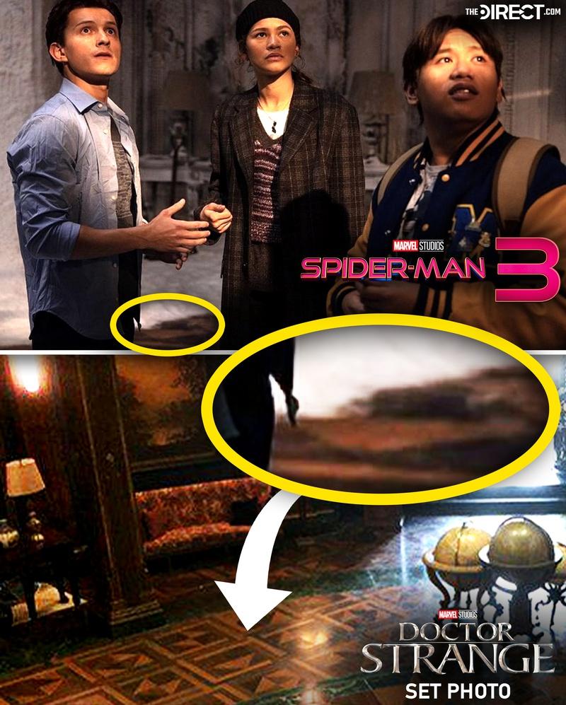 Doctor Strange Spider-Man Sanctum