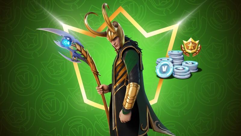 Fortnite Loki Skin