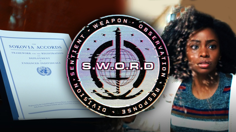 Sokovia Accords, SWORD, Monica Rambeau