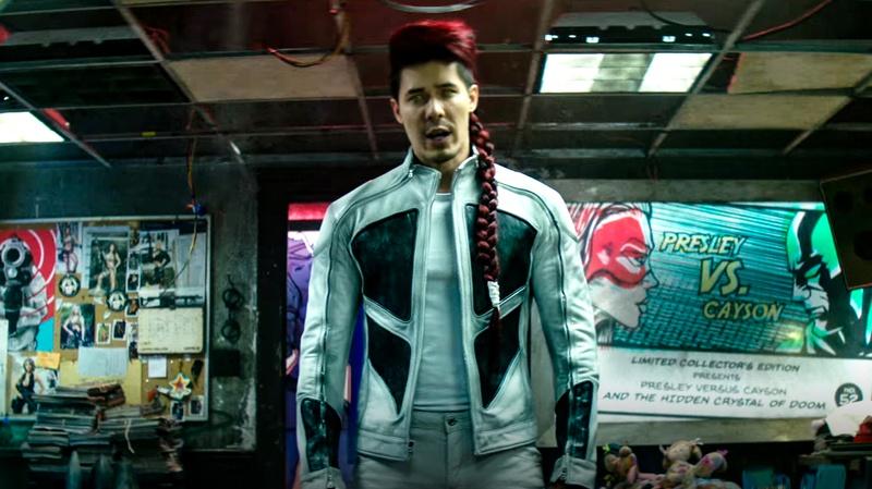 Lewis Tan Deadpool 2