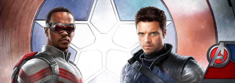 The Falcon and the Winter Soldier banner