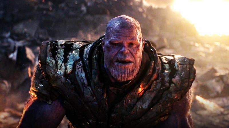 Thanos Avengers Endgame Death