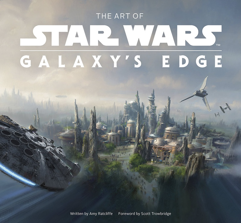The Art of Galaxy's Edge Cover Art