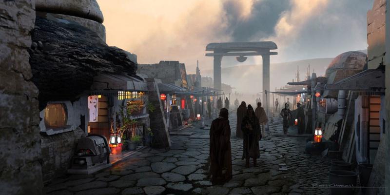 The Mandalorian Chapter 12 Concept Art