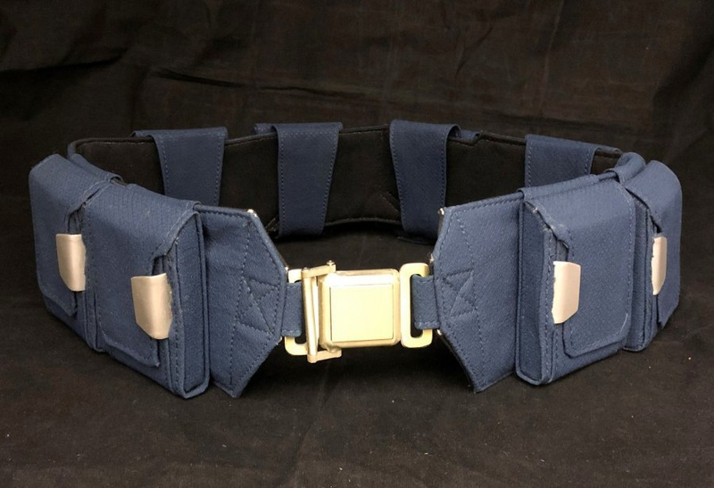 Captain America Belt Movie Prop from The Avengers